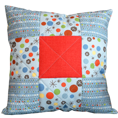 Nine Patch Pillow